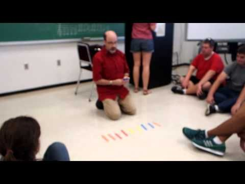 Robert Amchin—University of Louisville—Listening Lesson: Water Music -- form, movement