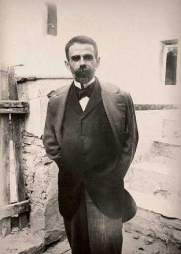 costantinos ¨kostis¨ palamas   ⌘epic figure in greek literature
