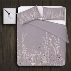 duvet cover leaves 144 threadcount