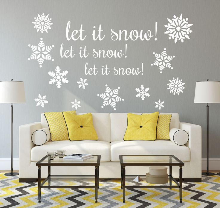 Best Christmas Vinyl Wall Decal Images On Pinterest Christmas - Custom vinyl wall decals toronto