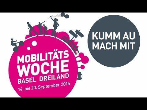 Am 14. und 20. September sind wir im Rahmen der Mobilitätswoche vor Ort! #Basel