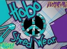 hobo shred wear custom beer pong table http://megabeerpong.com/custom-beer-pong-tables-for-sale