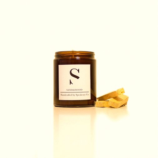 Speakeasy Hand Poured Soy Candles In Store Now