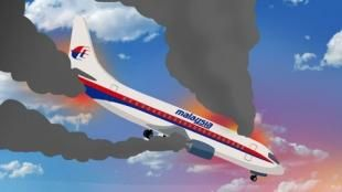 Thailand claims to capture Traces Malaysia Airlines MH370