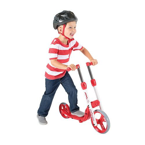 The Y Velo Loopa 2 in 1 Balance Bike to Scooter video
