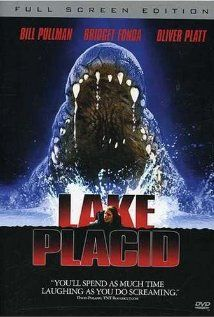 Another great creature feature!  Who can pass up Betty White cursing a blue streak and anything with Oliver Platt?