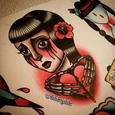 Heart Tattoos Broken Heart Pictures Bleeding Heart Tattoo Bleeding ...