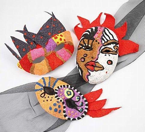 Masker cadiz  med foam clay