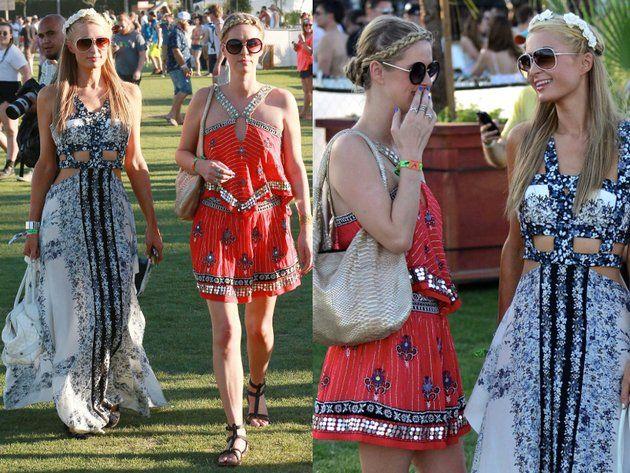 Coachella Valley Festival 2014: Best Dressed Celebrities | Nadyana Magazine