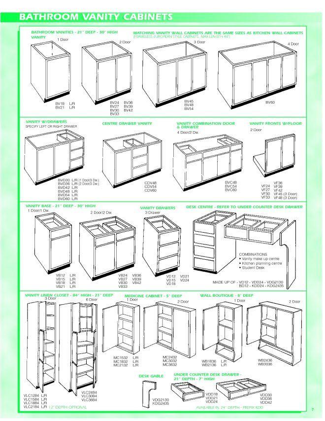 Bathroom Cabinet Depth 2494 Standard Bathroom Vanity From Kitchen