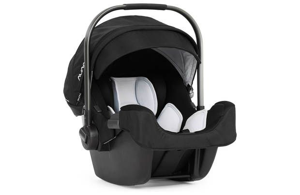 Nuna Pipa Icon Car Seat - Caviar: Keeping your newest addition riding rearwards longer and safer with its side… #UKShopping #OnlineShopping