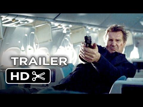 'Non-Stop' Trailer #1.  If there's one thing we've learned, it's that Liam Neeson does not stop.