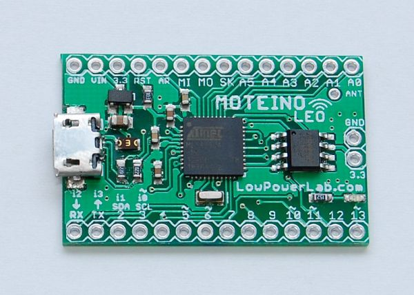 All about Moteino | LowPowerLab