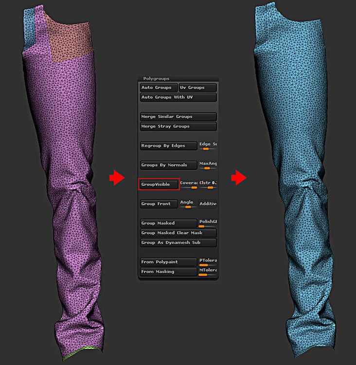 A Quick Zbrush to Marvelous Designer Workflow by Yuri Alexander – zbrushtuts