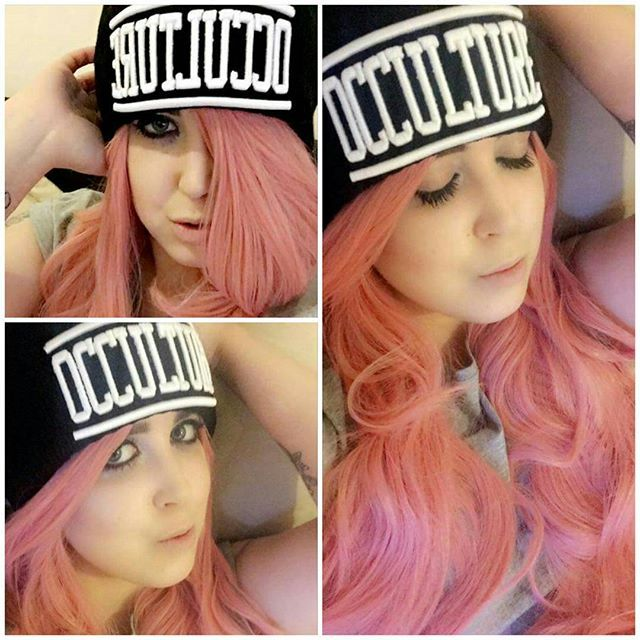 """Occulture"" Beanie Available at www.crmc-clothing.co.uk 