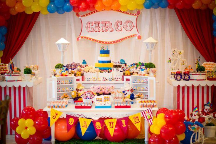 Bolsa De Festa Retro : Decora??o circo vintage rosa pesquisa google jero
