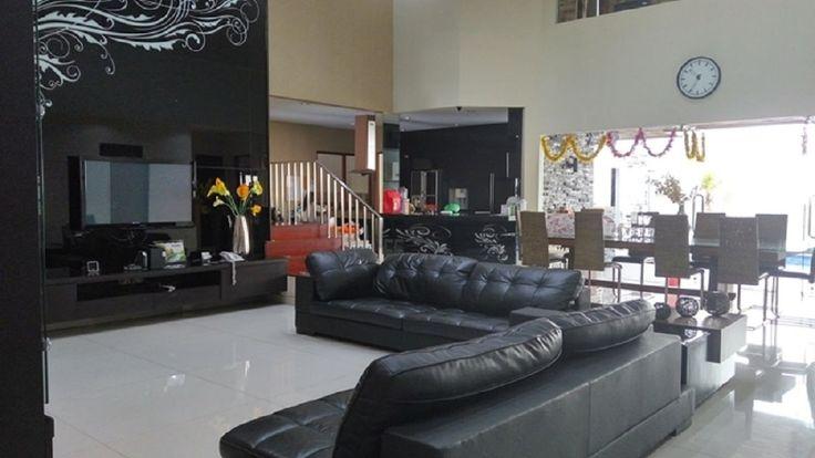 Dijual Rumah Mewah Full Furnished Di Perumahan Puri Indah CBD Jakarta Barat