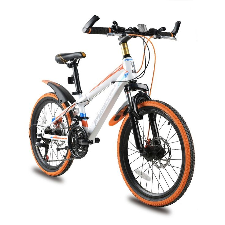 589.00$  Watch here - http://alitsg.worldwells.pw/go.php?t=32710958262 - High Carbon Steel 20/24 inch 18-speed cross-country mountain bike 4.0 oversized bicycle tire Dirt Bikes for Children 589.00$