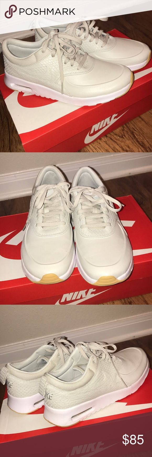 Nike Air Max Thea PRM Air Max Thea PRM size 7.5 worn once Nike Shoes Sneakers