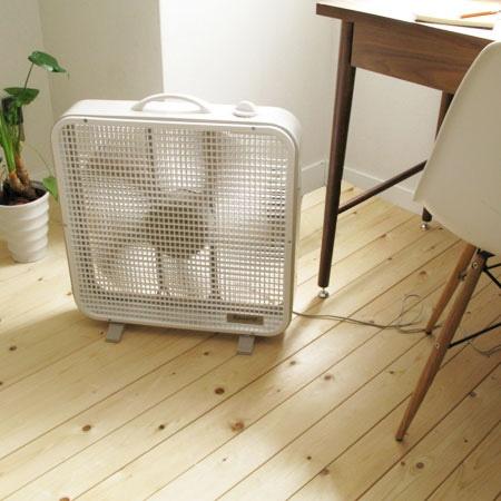 Standing ventilation fan. Reizend Square fan - Matomeno