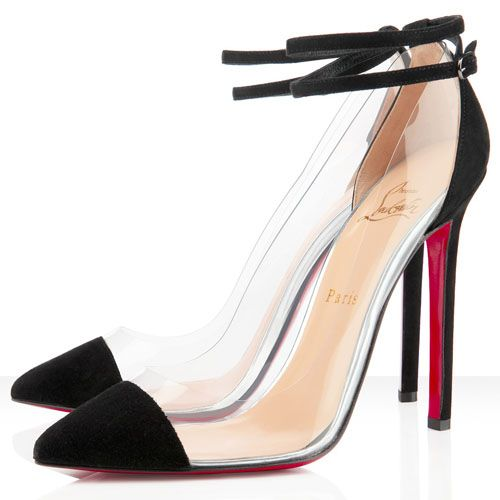 christian louboutin pointed-toe pumps