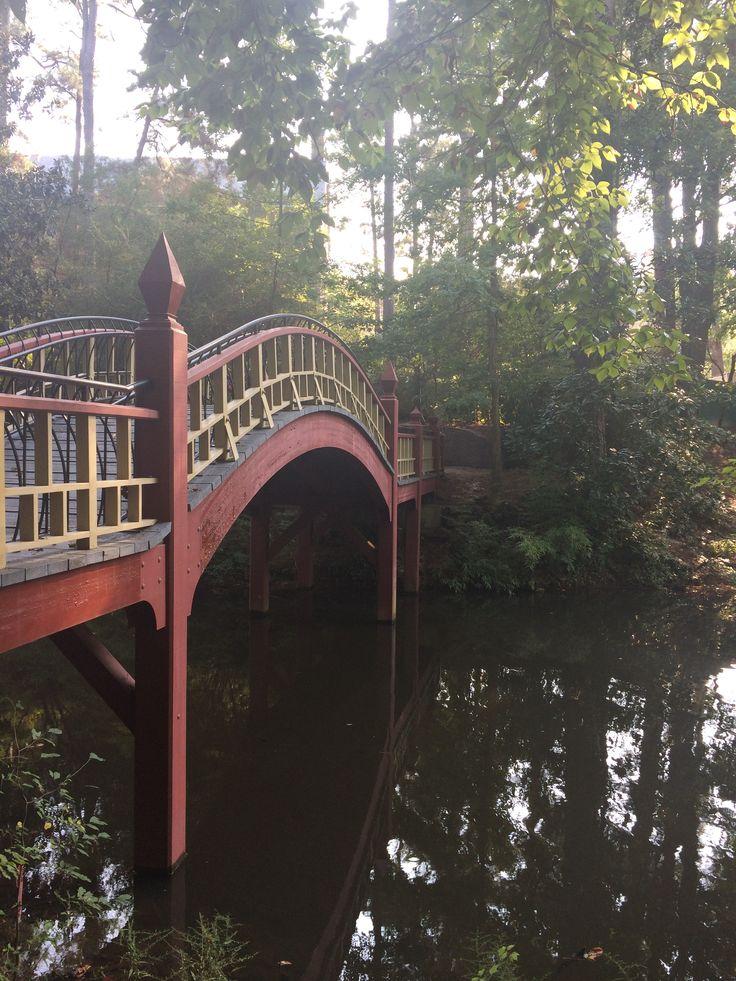 Crim Dell Bridge, College of William and Mary