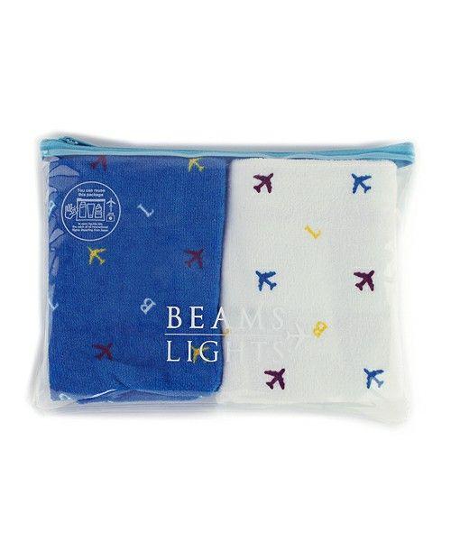 BEAMS LIGHTS(Men's)のBEAMS LIGHTS / ハンドタオル2枚セットです。こちらの商品はBEAMS Online Shopにて通販購入可能です。