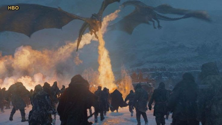 'Game of Thrones' Season 7 Episode 6 recap: Big deaths and bigger moves http://ift.tt/2x7JlR1 Everyone knows the penultimate episode of every season of Game of Thrones is a doozy but its still hard to prepare ones self. For Season 7 Beyond the Wall not only were fans treated to some of the most mystical encounters to date but some pretty big heroes laid down their lives in the process. It was a battle that was almost a decade in the making and it's hard to imagine anyone saw it coming. Fina