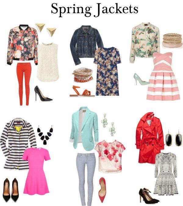 Senior Style – {Spring Jackets}