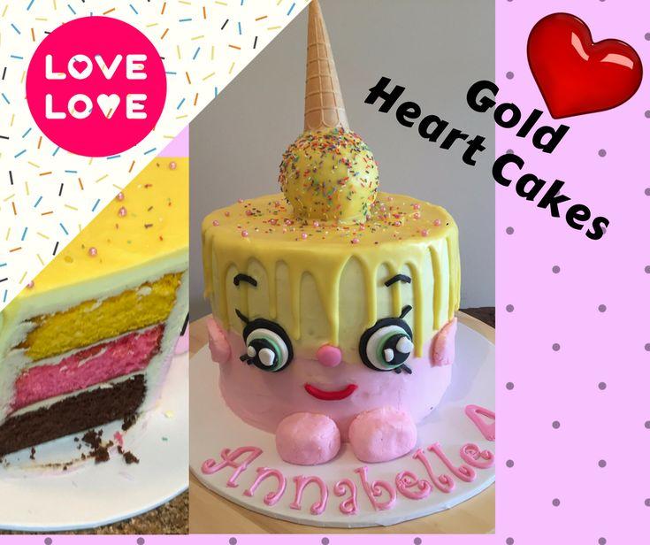 Shopkins Cake  http://goldheartcakes.website/fun-kids/2018/2/5/shopkins-cake