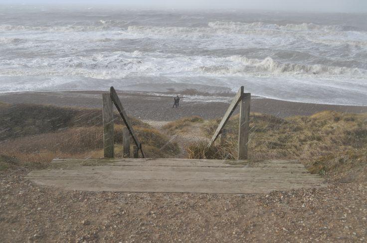 Egon the Storm - January 2015 -At Vesterhavet