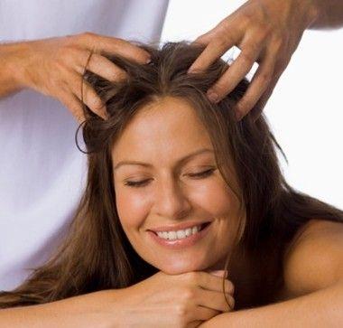 recettes toutes simples pour gommage et massage du cuir chevelu avec des produits naturels !