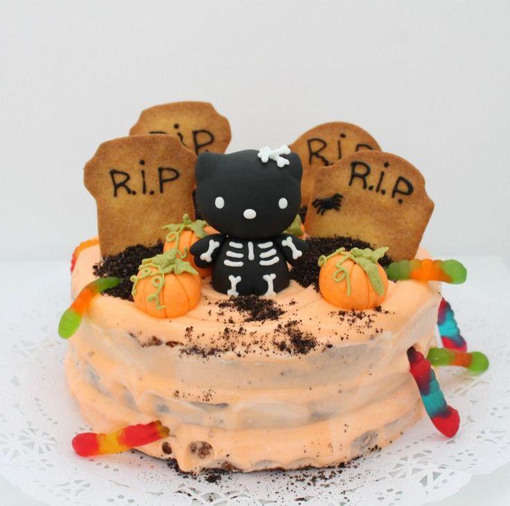Pastel Hello Kitty Halloween Skeletor Hello Kitty