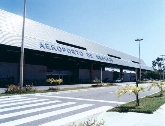 Aeroporto Internacional de Aracaju 1 550x421 Aeroporto Internacional de Aracaju   Santa Maria