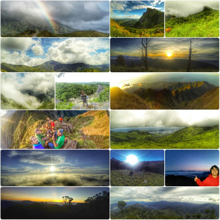 trekking, summit shot its more fun in the Philippines