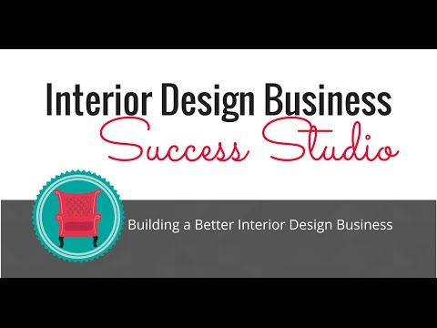 Video Explaining The Interior Design Business Success Studio Along With Answers To FAQ And An Interview