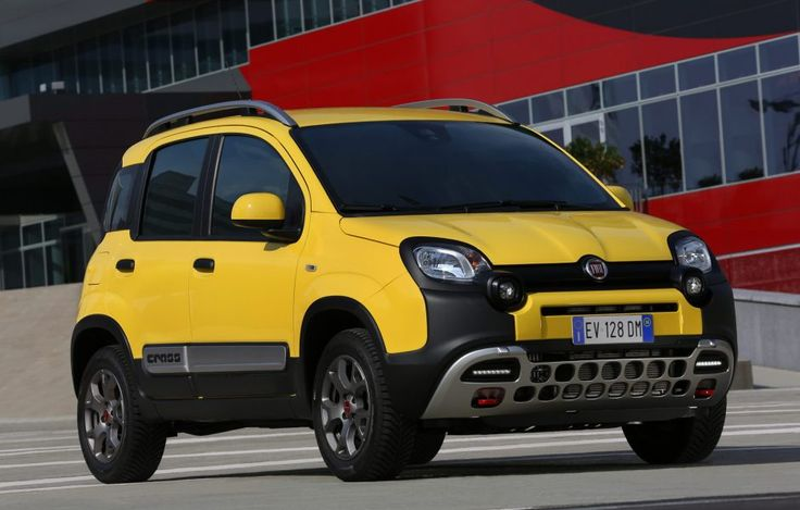 Fiat Panda Cross- La meccanica della Fiat Panda Cross è infatti quella della collaudata Panda in versione a trazione integrale ma, grazie a sapienti interventi, la personalità è unica.