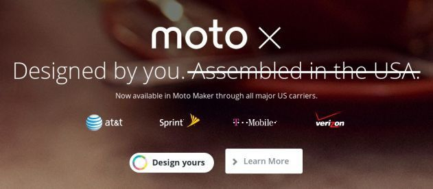 Motorola to close factory in Fort Worth by year-end, a sad day for American manufacturing - http://www.aivanet.com/2014/05/motorola-to-close-factory-in-fort-worth-by-year-end-a-sad-day-for-american-manufacturing/