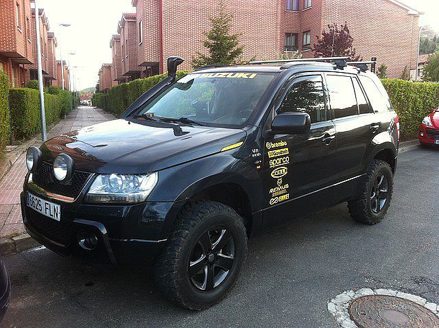 rocky-road grand vitara forum - Cerca con Google