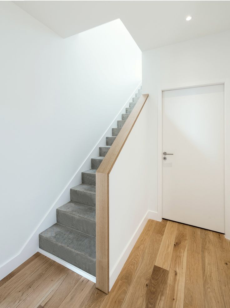 17 mejores ideas sobre main courante bois en pinterest for Luminaire escalier maison