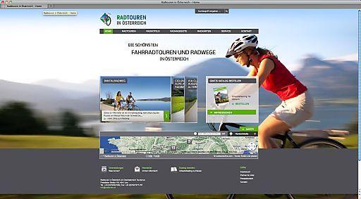 Jetzt online: Die schönsten Radwege Österreichs   Fotograf: Radtouren in Österreich   Credit:Radtouren in Österreich   Mehr Informationen und Bilddownload in voller Auflösung: http://www.ots.at/presseaussendung/OBS_20120829_OBS0016