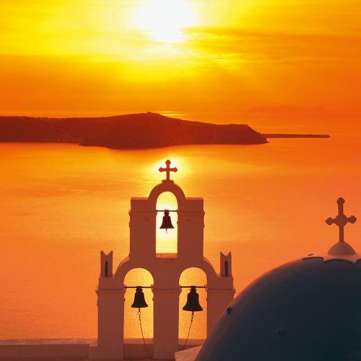 Os mais belos pôr do sol pode ser encontrada aqui admirar