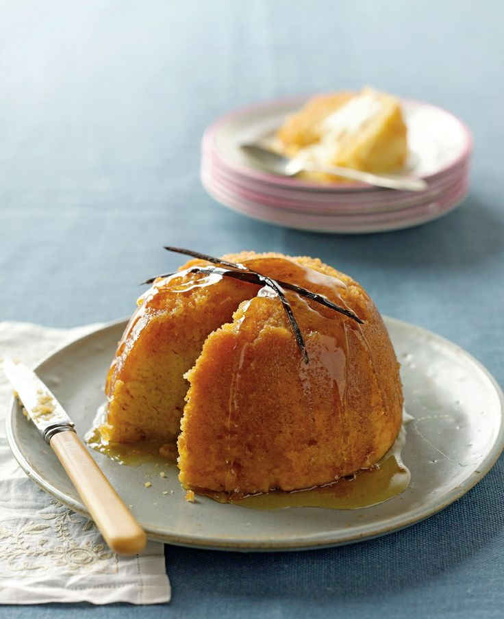 Perfect for Christmas – golden syrup pudding recipe by Ben O'Donoghue   Cooked