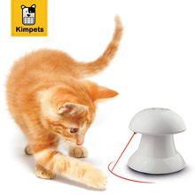 KIMHOME HUISDIER Interactieve Laser Huisdier Speelgoed Creatieve en Grappige Hond kat Speelgoed LED Laser Pointer licht Drie Snelheid Instellingen Gratis verzending(China (Mainland))