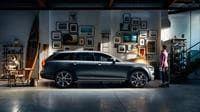 Volvo V90 Cross Country : le break de luxe surélevé | Volvo Car France