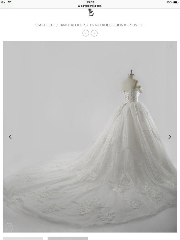 52 best Hochzeit Final Kleid images on Pinterest | Getting married ...