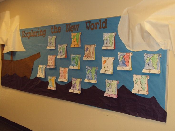 5th Grade Social Studies Classroom Decorations ~ Best bulletin boards images on pinterest school