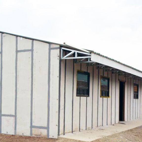 Calcium Silicate Board Outside Walls Concrete Sandwich Panel Paneling Precast Concrete Panels Precast Concrete