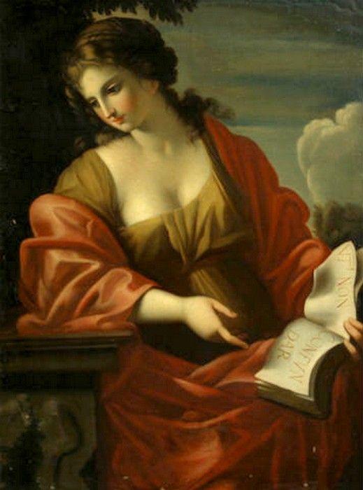 After Giovanni Francesco Romanelli, il Viterbese (1610 ...