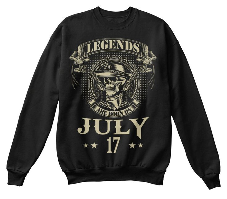 Legends Are Born On July 17 Birthday